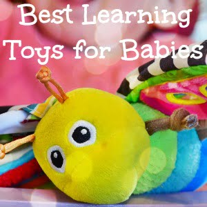 Top 20 best learning toys for babies