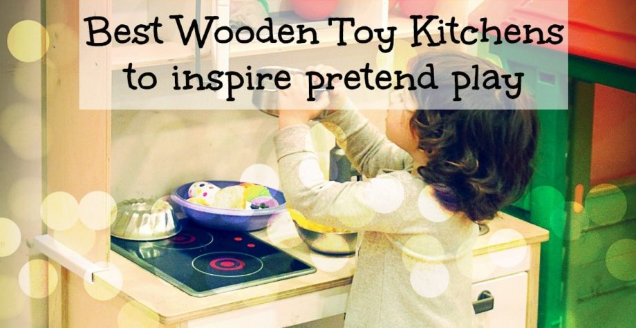 10 Best Wooden Play Kitchens for Imaginative Pretend Play
