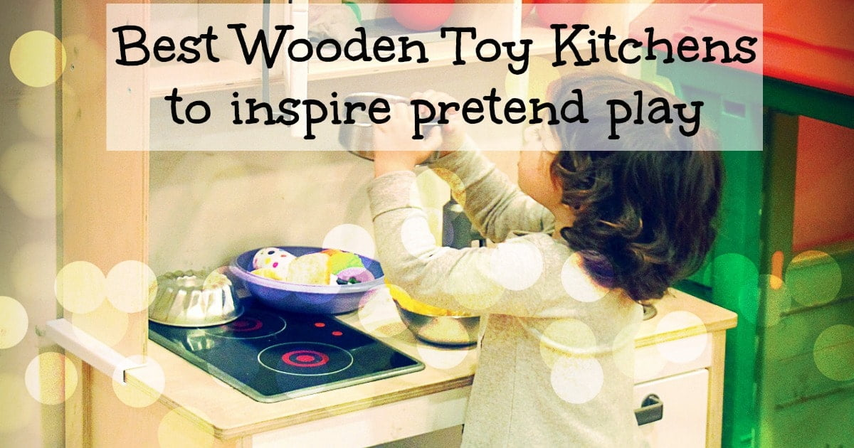 10 Best Wooden Play Kitchens for Kids - Top Toy Kitchens for ...