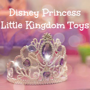 Disney Princess Little Kingdom Toys