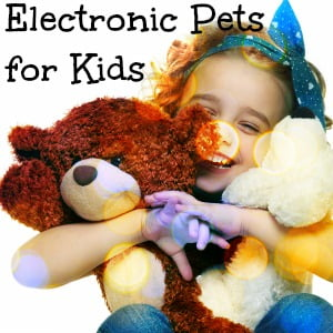 Electronic Pets for Kids They Want This Christmas