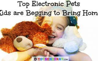 Top Electronic Pets Kids are Begging to Bring Home