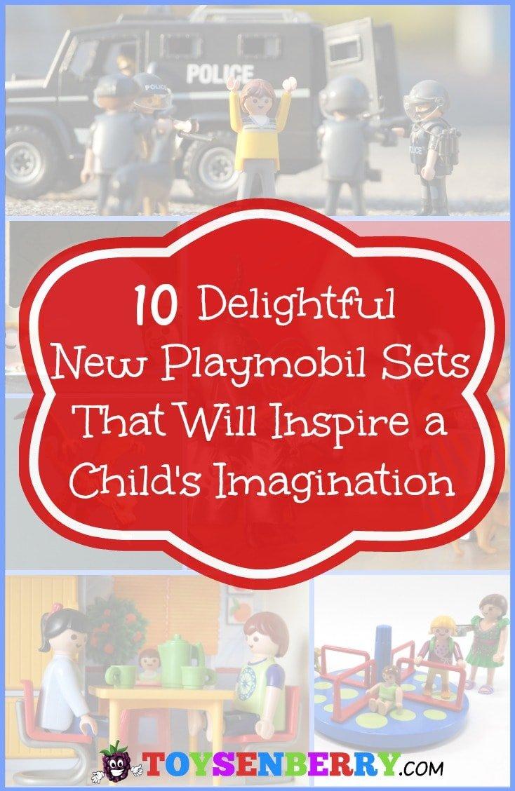 New Playmobil sets