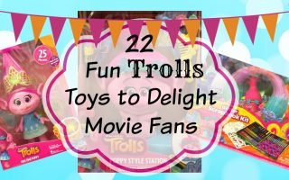 22 Fun Trolls Movie Toys That Will Delight Young Fans