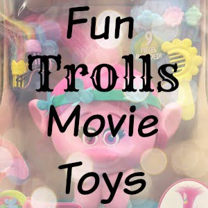 22 Fun Trolls Movie Toys to Delight Fans