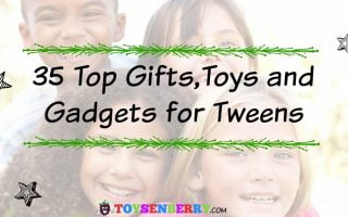 Top Gifts for Tweens – 35 of the Hottest Toys and Gadgets for Tweens!