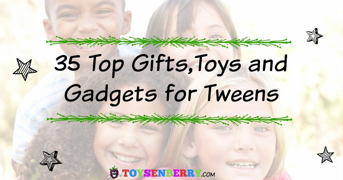 Toys For Tweens : Top gifts for tweens of the hottest toys and gadgets