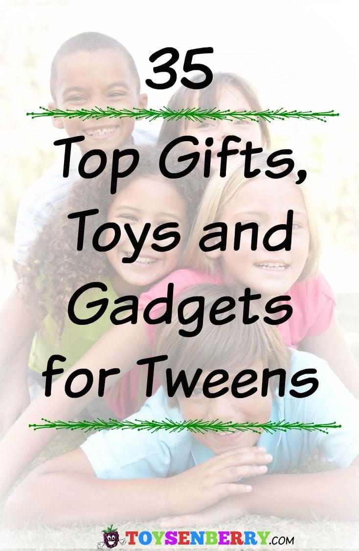 Top Gifts for Tweens