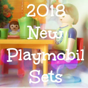 New Playmobil sets for 2018