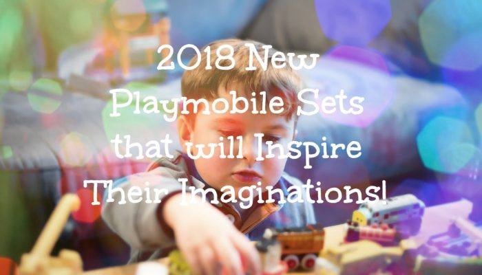10 Delightful New Playmobil Sets That Will Inspire Your Child's Imagination