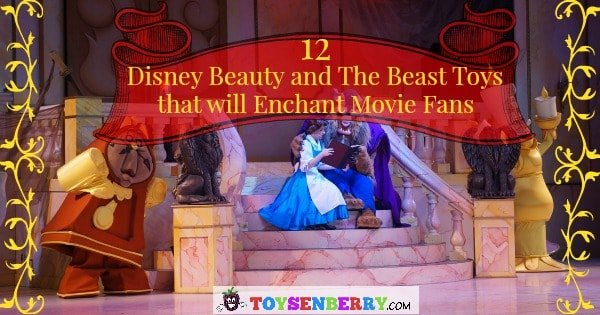 Disney Beauty and the Beast Toys