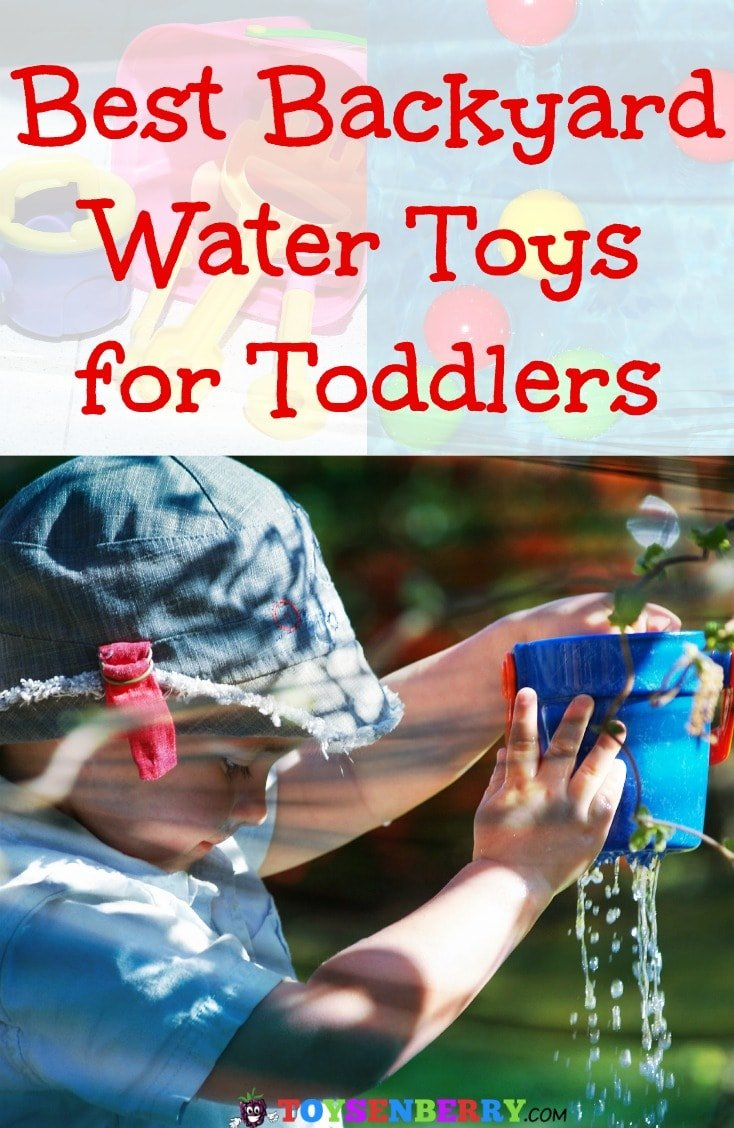 How about some fun in the sun? Check out the best outdoor water toys for toddlers!