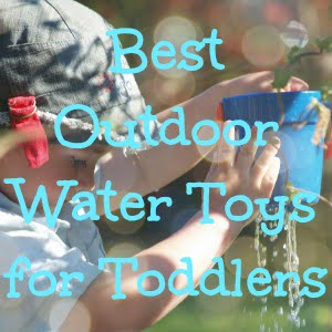 Best Backyard Water Toys For Toddlers
