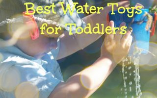 10 Best Outdoor Water Toys for Toddlers