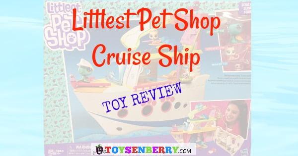 Littlest Pet Shop Cruise Ship