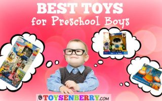 Best Toys for Preschool Boys – Latest Top Toys Preschool Boys are Loving!