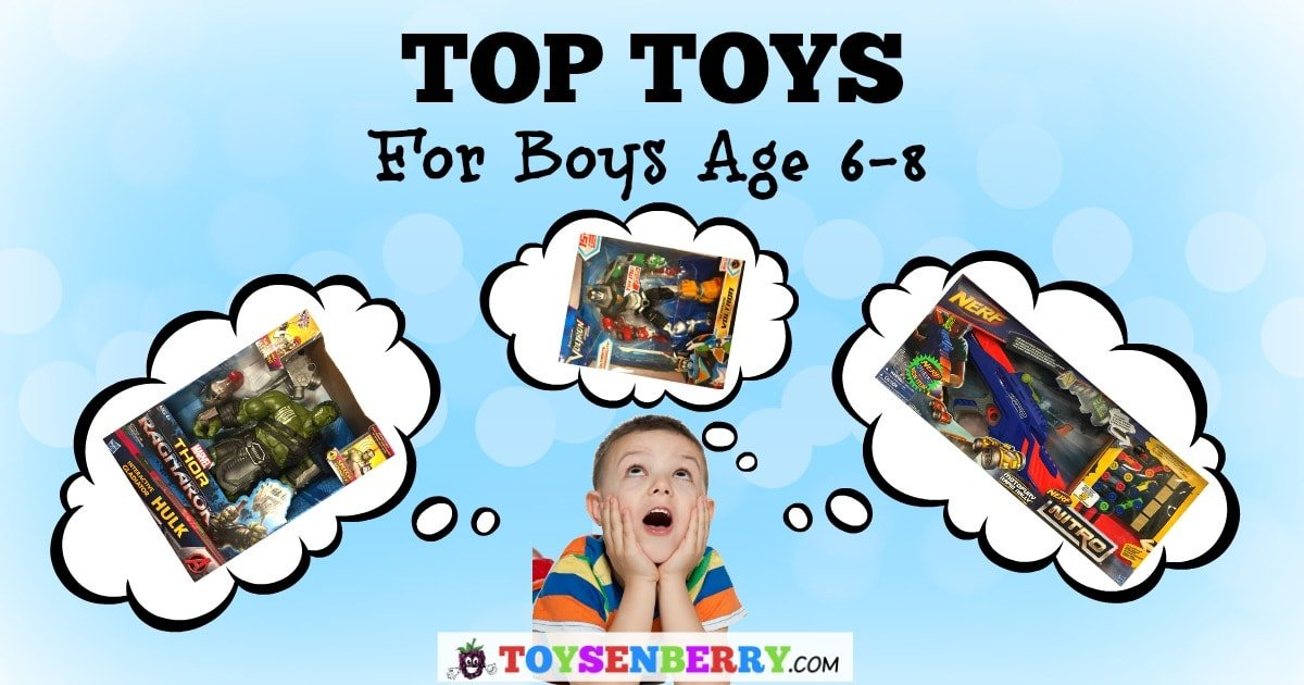 Best Toys For Boys Age 5 8 : Top toys for boys age to epic