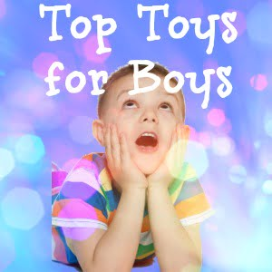 Top Toys for boys age 6 to 8