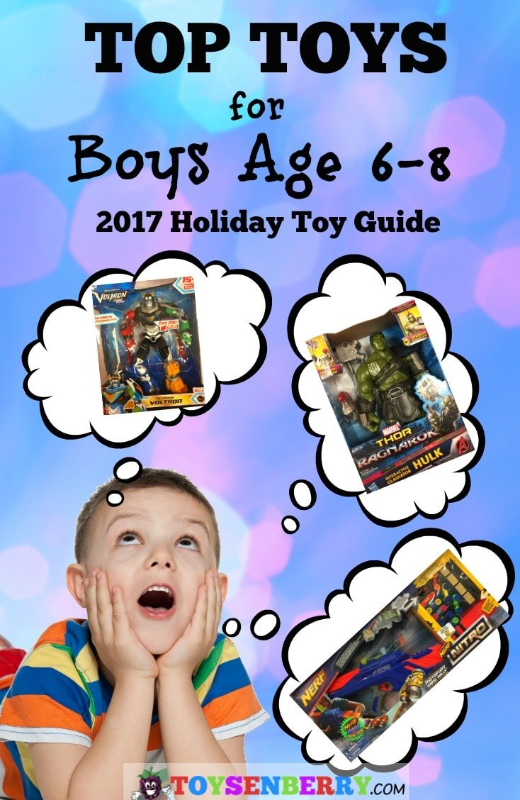 Popular Toys For Boys 8 And Under : Top toys for boys age to the hottest