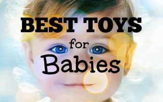 Best Toys for Babies to Keep Them Entertained!