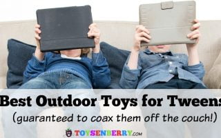 Best Outdoor Toys Tweens Love enough to get off the couch