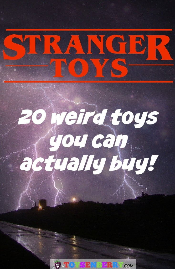 Weird kids toys you can actually buy right now!
