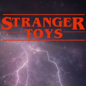Strange Kids toys you can actually buy