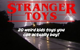 Weird kids toys you can actually buy