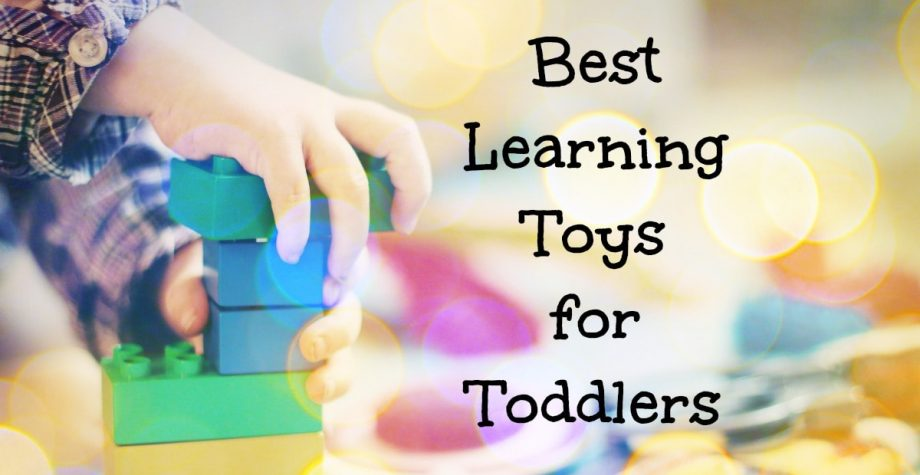 Top Learning Toys for Toddlers (for less toddling and more thinking!)