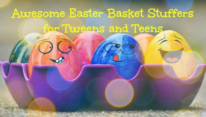 40 Awesome Easter Basket Stuffers for Tweens and Teens