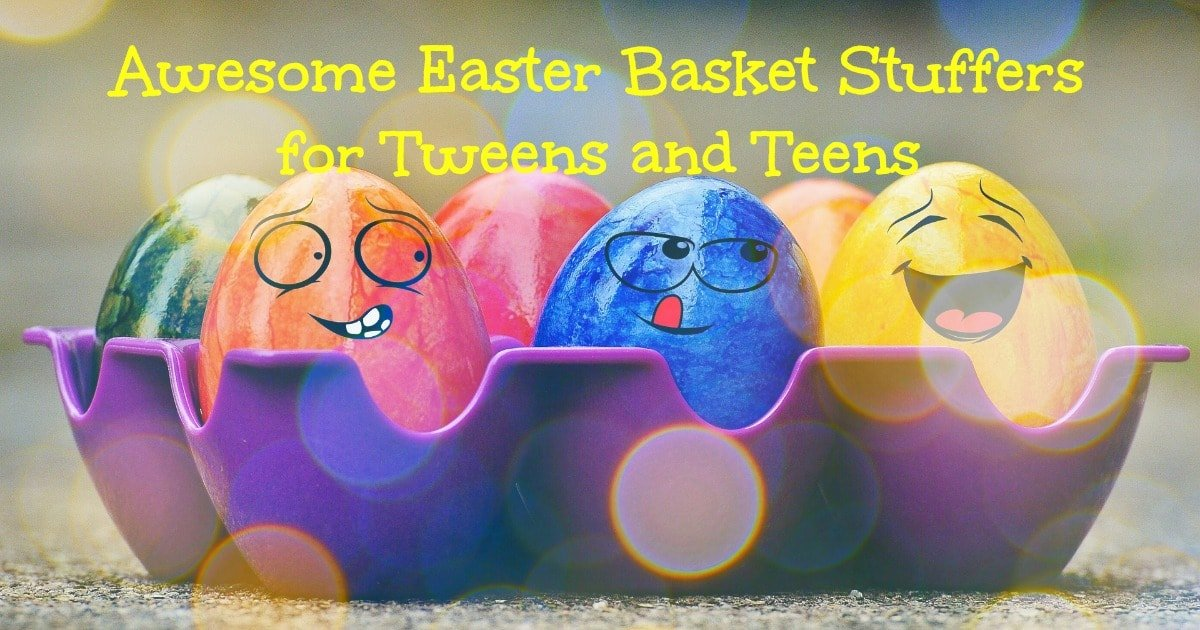 40 awesome easter basket stuffers for tweens and teens in 2018 negle Choice Image