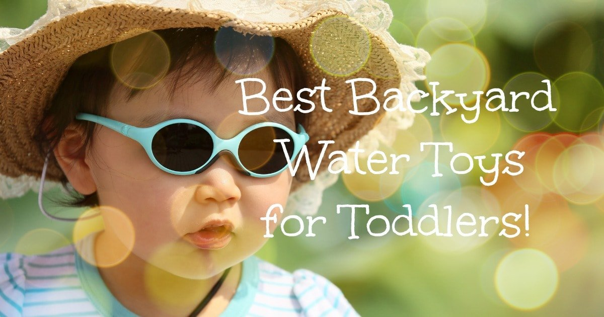 Outdoor Boy Toys Age 9 : Best outdoor water toys for toddlers to have fun in the sun