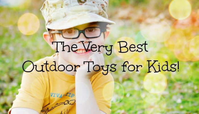 Best Outdoor Toys for Kids to Have a Blast All Summer!