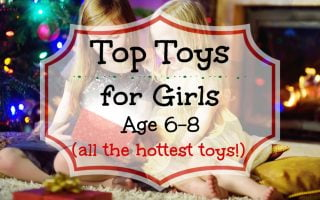 Latest toys for girls age 6 to 8