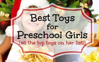 Best Toys for Preschool Girls – Latest Top Toys Preschool Girls Adore!