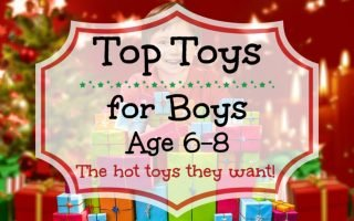 Best toys for boys age 6 to 8