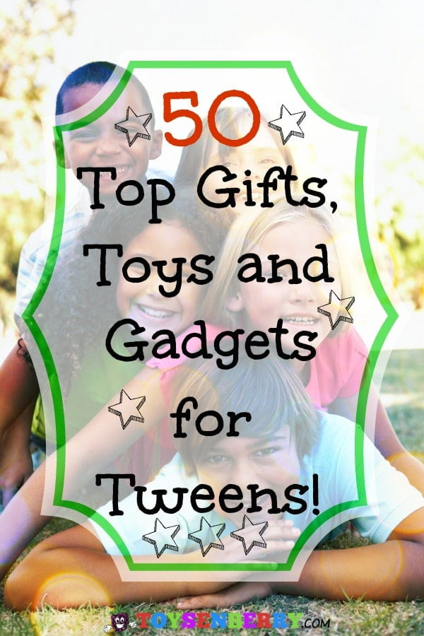 Use our tween gift guide to help you find the top gifts for tweens, including all the latest toys and gadgets they're loving!