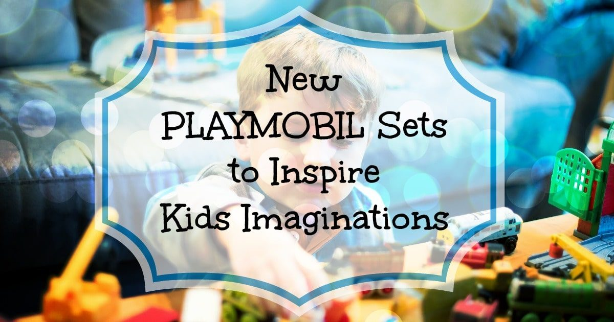 Child playing with Best New Playmobil Sets 2019